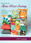 Secrets of Home Décor Sewing DVD