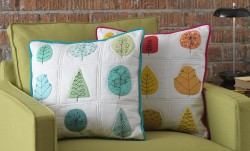 Free pattern for All Seasons Pillows