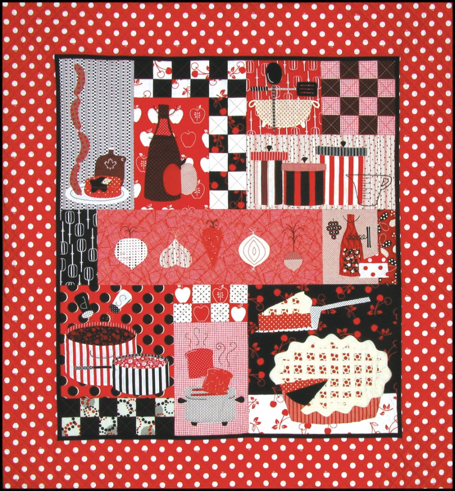 Kitchen Quilting Ideas : Displaying items by tag: quilting - Feed Dog Designs