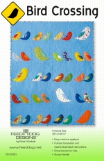 Bird Crossing Quilt