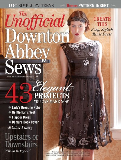 The Unofficial Downton Abbey Sews
