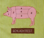 Pork Cuts Applique
