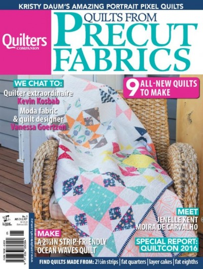 Quilts from Precut Fabrics, No. 5