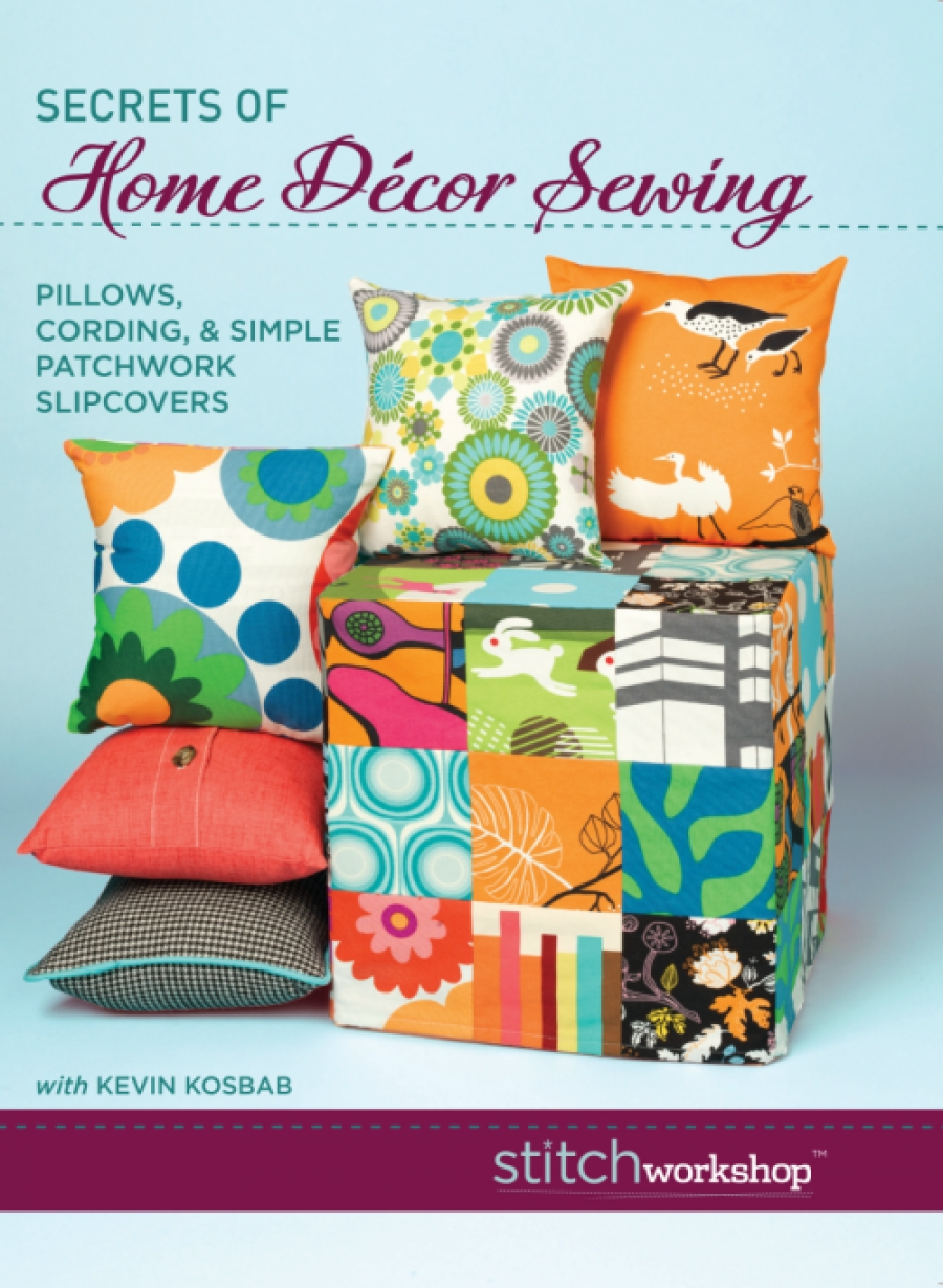 Amazing Secrets Of Home Décor Sewing Video Download