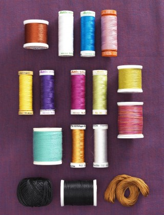 Untangling the web of thread sizes